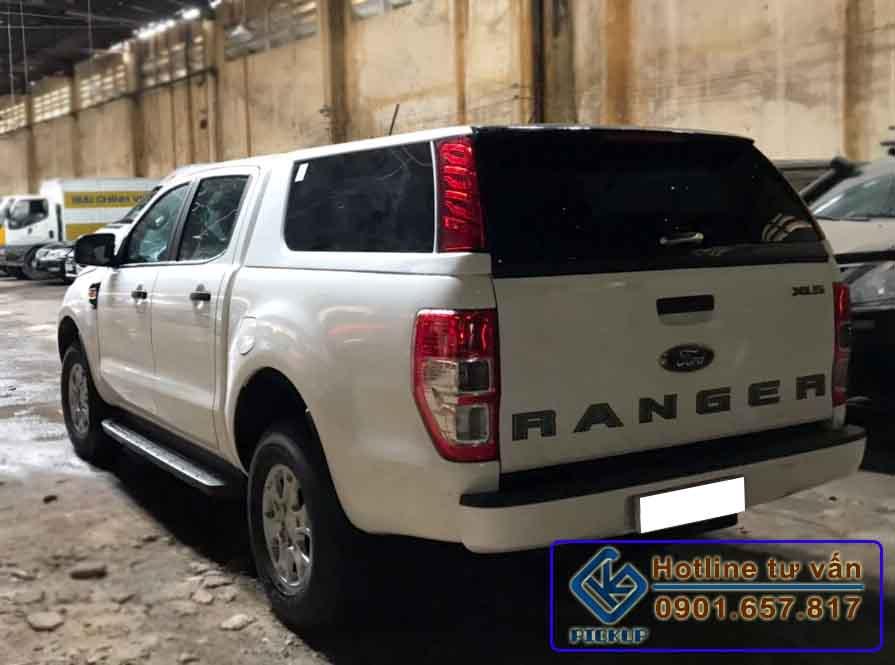 Nắp thùng cao đèn Ford Ranger