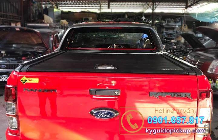 Nắp cuộn Ford Ranger Raptor