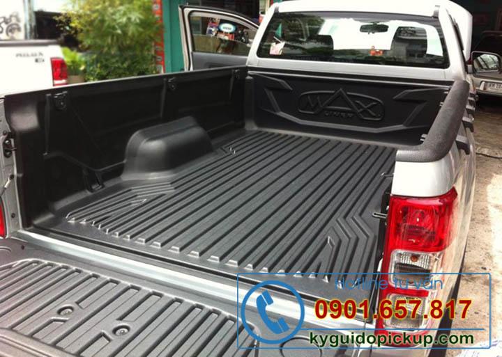 Lót thùng Maxliner xe Ford