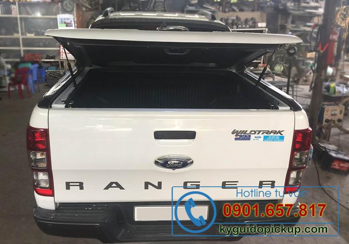 Nắp thấp xe Ford Ranger Wildtrak