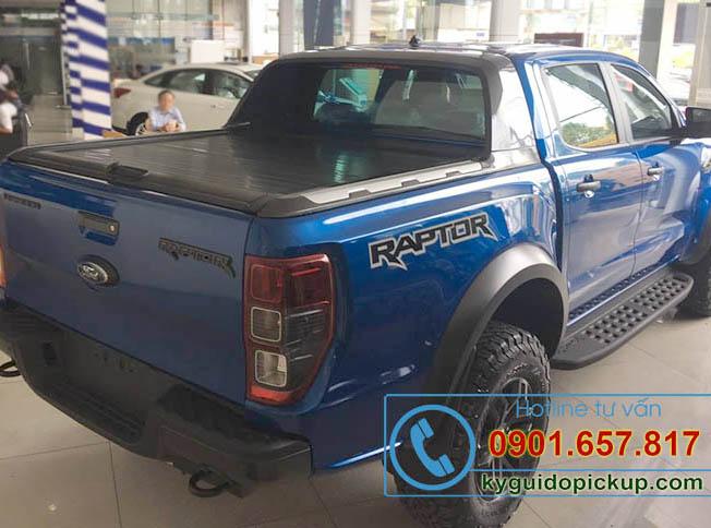 Nắp thùng cuộn KSC Raptor