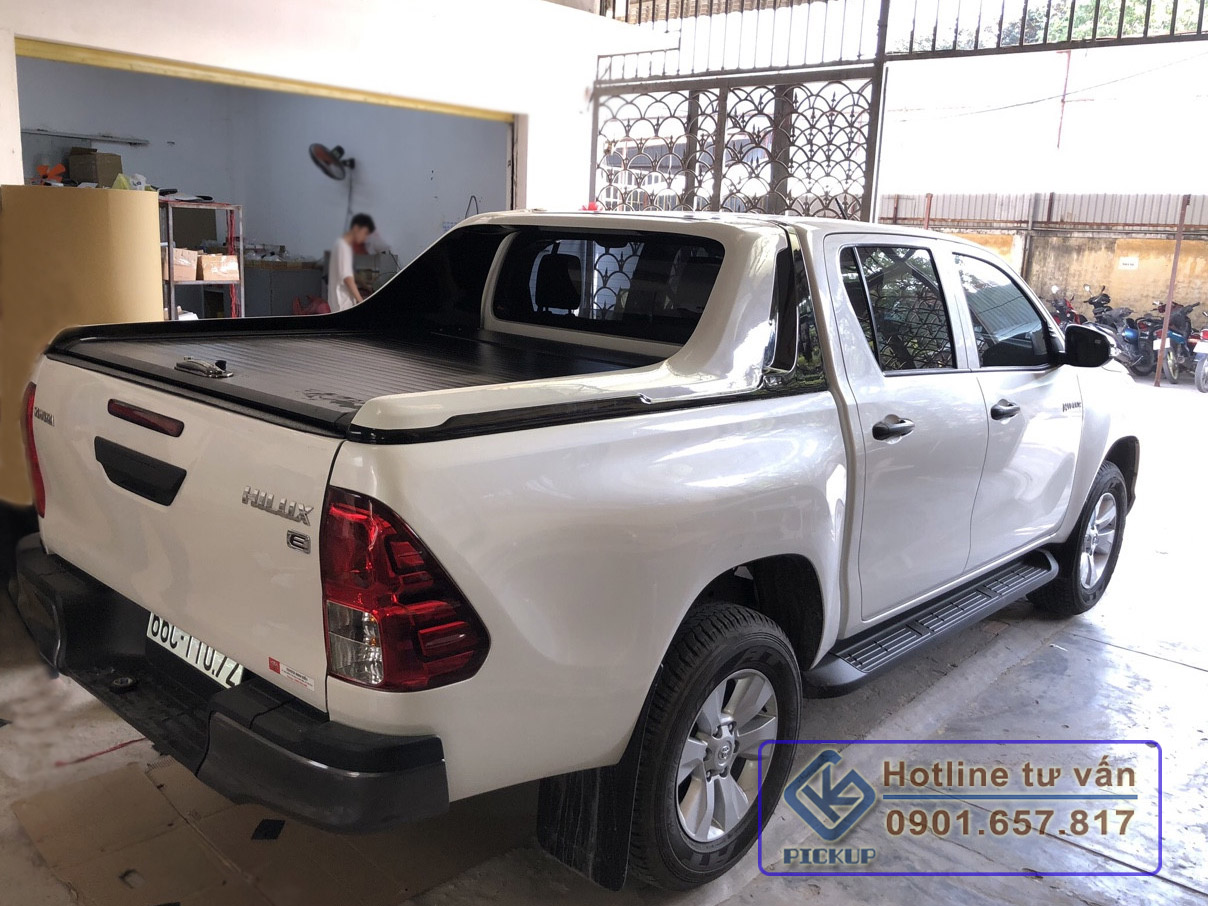 NẮP CUỘN HILUX ROCCO