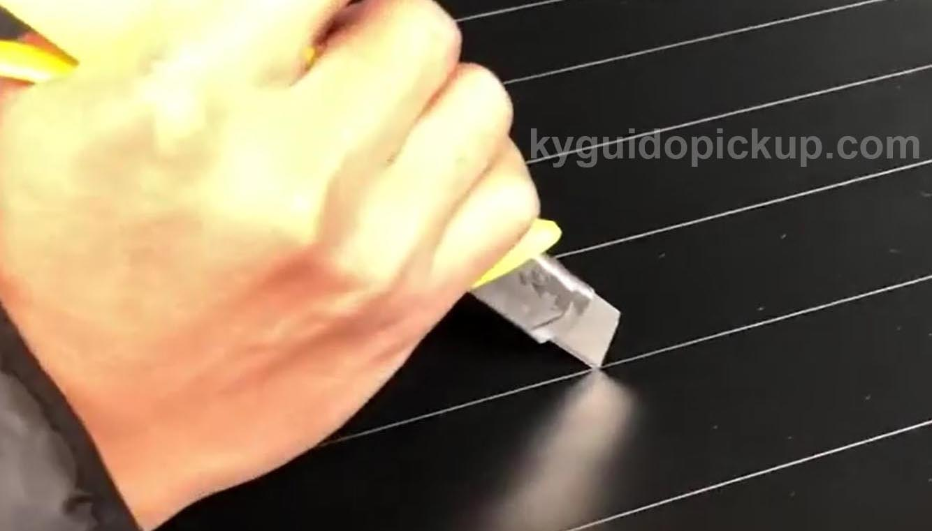 Nắp cuộn Sports X4 chống cắt tốt