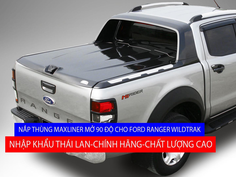 Nắp Thùng Maxliner Wildtrak 180 độ nhập khẩu Thái Lan