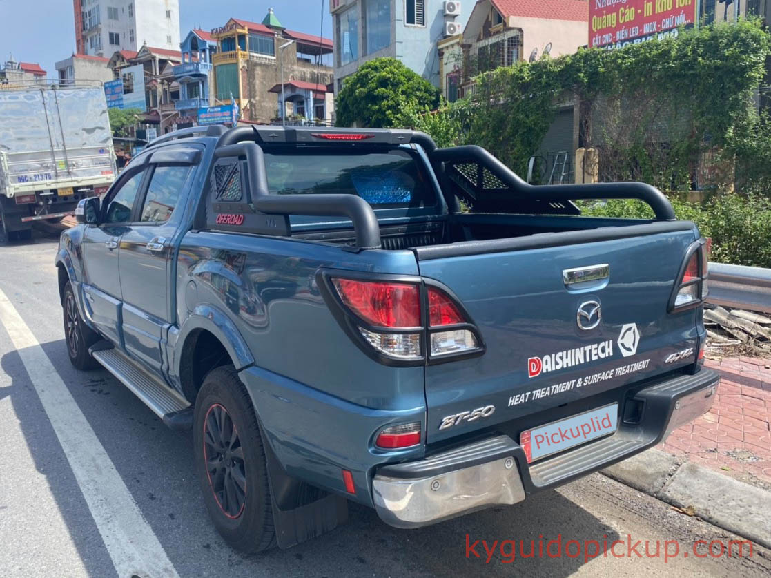 THANH THỂ THAO OFFROAD BT50
